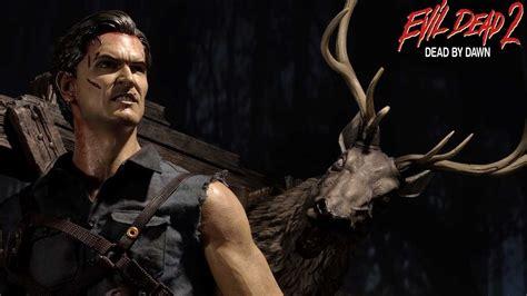 prime  studios incredible ash williams evil dead