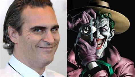 Joaquin Phoenix Sarà Il Nuovo Joker Nel Film Sul Villain Dc?