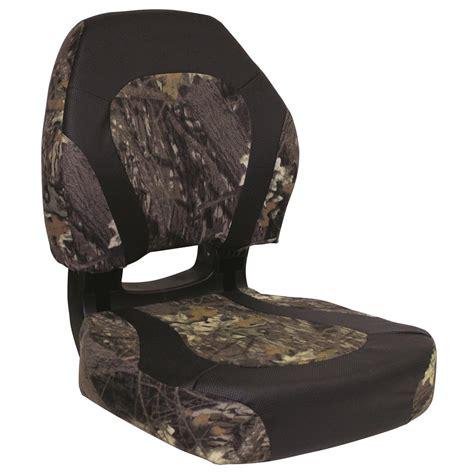 Wise Torsa Boat Seats by Wise Torsa Trailhawk Camo Fold Boat Seat 671373