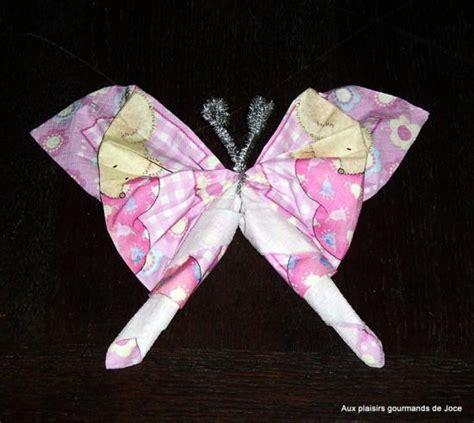 pliage serviette noeud papillon pliage de serviette papillon