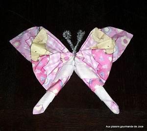 Pliage De Serviette Papillon : pliage de serviette papillon ~ Melissatoandfro.com Idées de Décoration