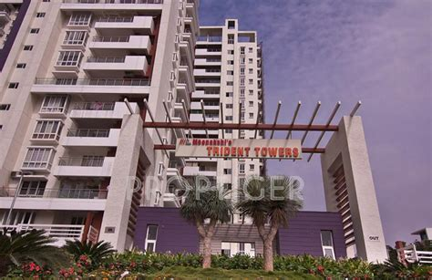 Meenakshi Trident Towers in Gachibowli, Hyderabad   Price