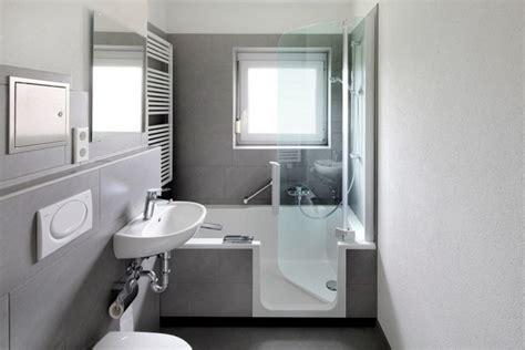 Wanne Mit Dusche Kombiniert by Badewanne Dusche Kombination