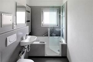 Badewanne Mit Dusche Integriert : badewanne dusche kombination ~ Markanthonyermac.com Haus und Dekorationen