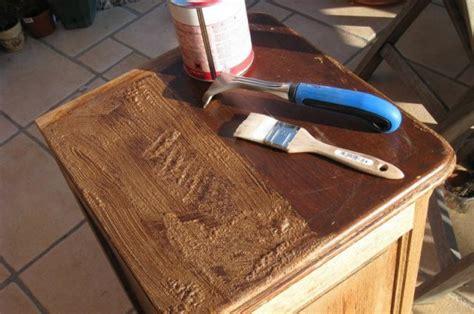 restaurer un meuble en bois une 233 tape 224 la fois sophie