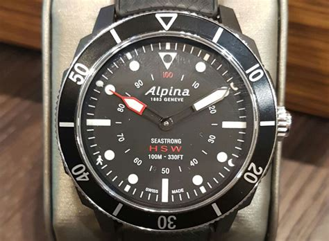 video alpina  collection  baselworld