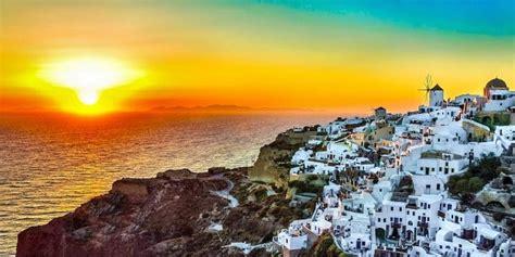 andros si鑒e social dove vedere il tramonto a santorini