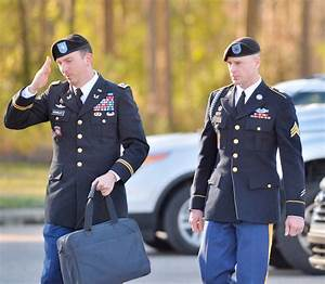 U.S. Army Holds Pre-Trial Hearing for Bowe Bergdahl Court ...