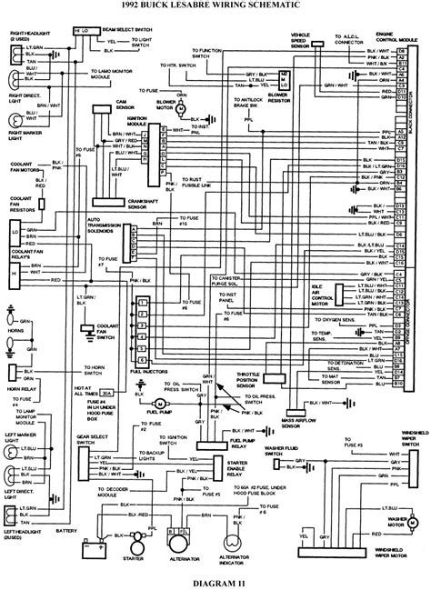 Buick Fuse Diagram by 2001 Buick Century Fuse Diagram Wiring Library