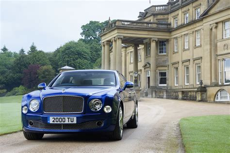 Bentley Luxury At Cholmondeley Pageant Of Power 2015, In