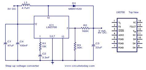Step Voltage Converter