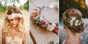 Couronne Fleur Cheveux Mariage : quelle couronne de fleurs choisir ~ Melissatoandfro.com Idées de Décoration