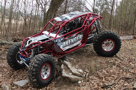 Our New Buggy, The Avenger!