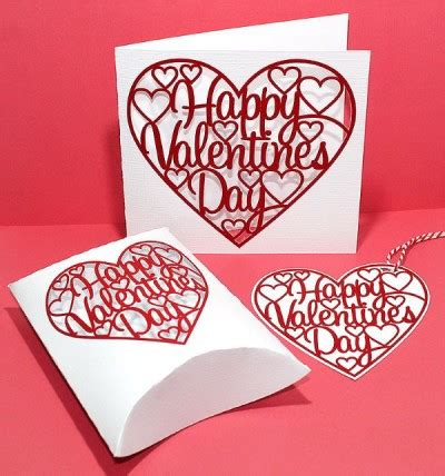 Hearts Galore…Valentine Treat Boxes with Free Files ...