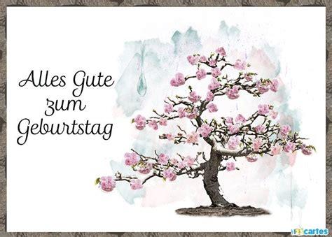 cartes anniversaire en allemand  cartes
