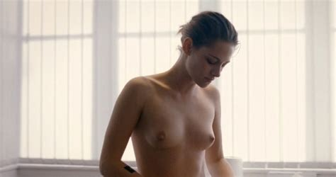 Kristen Stewart Nude Boobs In Personal Shopper