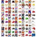 Icons Resource Switch Nintendo Spriters Sheet Mario