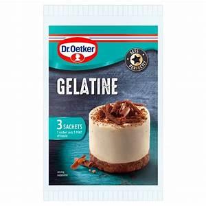Tortenguss Dr Oetker Gelatine : morrisons dr oetker gelatine sachets 3 x 12g product ~ Lizthompson.info Haus und Dekorationen