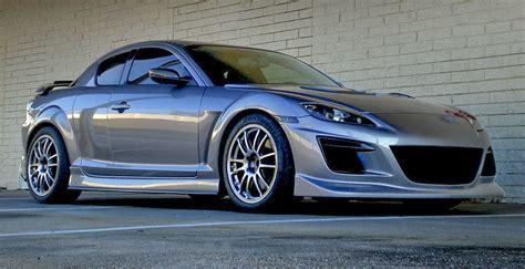 Mazda Rx8 Performance Parts