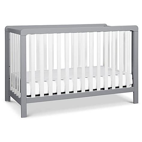 carters crib conversion kit s 174 by davinci 174 colby 4 in 1 crib in grey white