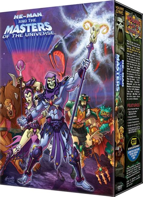 He-Man.org > News > Best Buy limited edition exclusive MYP DVD