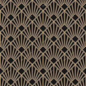 Papier Peint Art Deco : mod le sans couture papier peint art deco image ~ Dailycaller-alerts.com Idées de Décoration