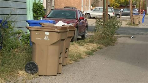 city of kitchener garbage collection city of curbs garbage collection ctv