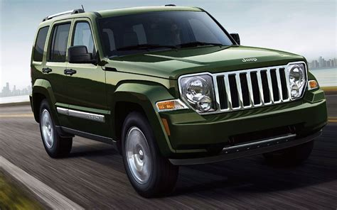 Jeep Liberty Wallpaper by Jeep Liberty Compact Suv Car Pictures