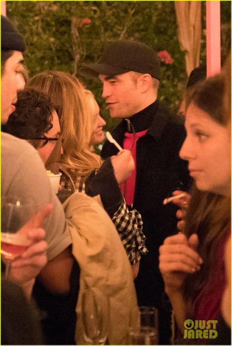 Robert Pattinson & Jaime King Support the New Pop & Suki
