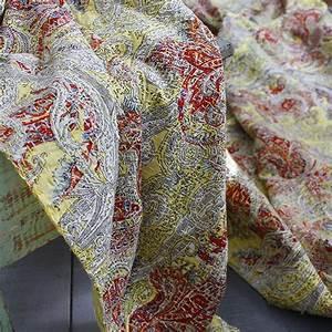 Couvre Lit Indien : dessus de lit indien en tissu artisanal par pankaj boutique indienne ~ Teatrodelosmanantiales.com Idées de Décoration