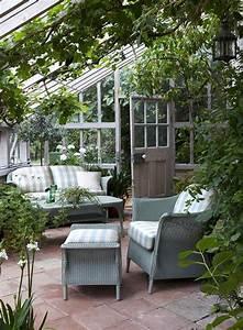 Rattanmöbel Garten Grau : wintergarten selber machen grau rattanm bel gartenh user winterg rten pinterest ~ Indierocktalk.com Haus und Dekorationen