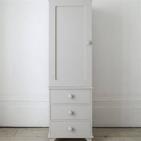 White Single Wardrobe With Drawers by 2019 Best Of Single White Wardrobes With Drawers