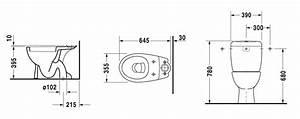 Dimension Wc Suspendu : cuvette wc ~ Premium-room.com Idées de Décoration