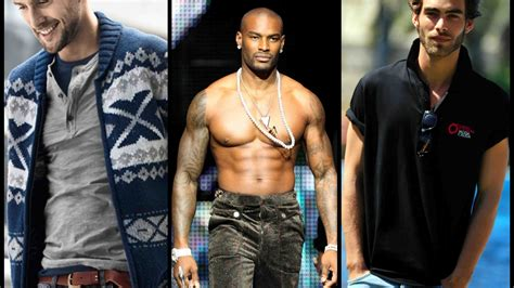 Top 10 popular Male Models of All Time - YouTube