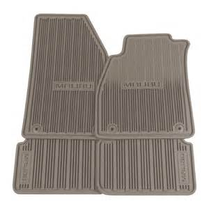 2016 malibu limited floor mats front and rear premium all weather m 22906998 interior malibu