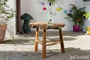 Kleiner Balkon Möbel : kleiner balkon tisch reda h 47 cm beistelltisch unikat aus wurzelholz beistelltische ~ Sanjose-hotels-ca.com Haus und Dekorationen