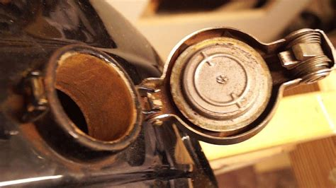 motorrad tank entrosten motorrad tank entrosten und versiegeln