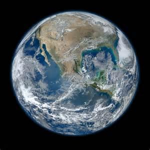 APOD: 2012 January 30 - Blue Marble Earth from Suomi NPP