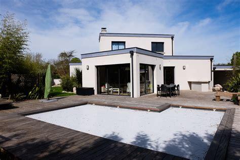 maison de la literie colomiers maison d architecte tournefeuille la ramee contemporaine avec piscine kiosquimmo