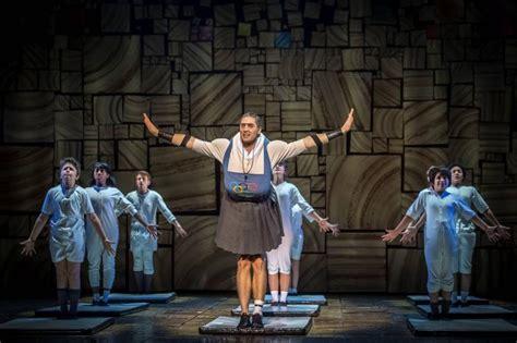 bww review  anticipated matilda  musical brings