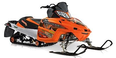 Suzuki Of Tomball by Arctic Cat Crossfire Snowmobile 2007