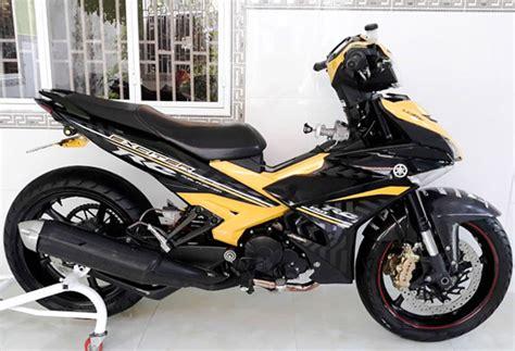 Yamaha Mx King Image by Yamaha Mx King Facelift Info Sepeda Motor