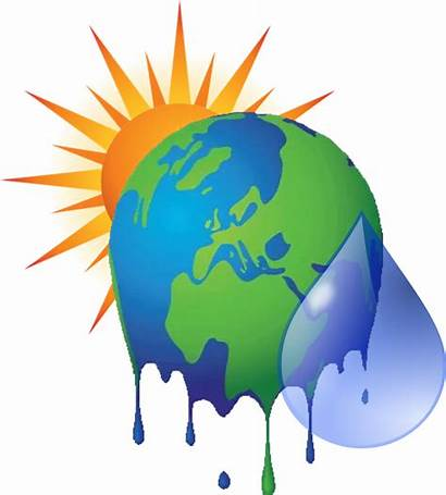 Climate Change Warming Clipart Global Transparent Weather