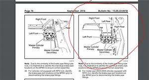 2004 Abs Brake Line Locations     I Am Replacing All Brake