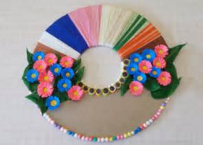 HD wallpapers craft ideas using waste materials