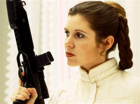The Decline Of Princess Leia