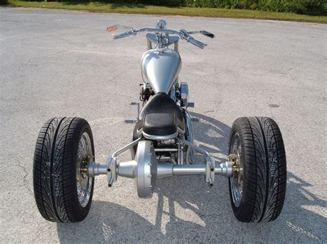 Turning Your Motorcycle Into A Trike