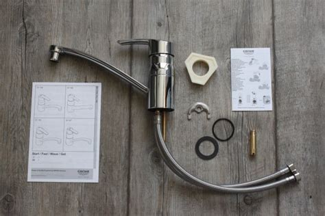 remplacer robinet cuisine brico remplacer un mitigeur d 39 évier