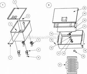 Frymaster H22 Parts List And Diagram   Ereplacementparts Com