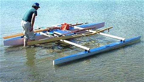 Sculling Oar Boat by A B B Boat Building Howto Japanese Sculling Oar
